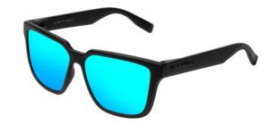 Carbon Black Clear Blue