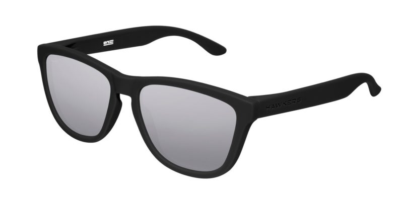 Modelo Hawkers Carbon Black Silver One