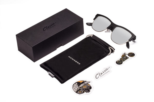 hawkers carbon silver