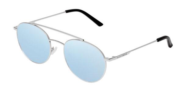 modelo de Hawkers llamado silver blue chrome de Hills